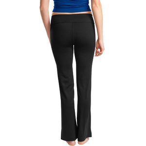 Womens Moisture Wicking Performance Pants - Yoga Clothing for You - 2