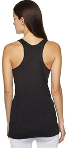 Ladies Yoga Racerback Tank Top - AUM