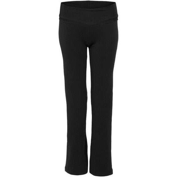 Womens Cotton/Spandex Fitness Pants - Yoga Clothing for You - 2