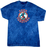 Buy Cool Shirts Peace T-shirt Come Together Mineral Washed Tie Dye Tee