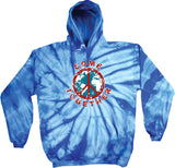 Peace Hoodie Come Together Tie Dye Hoody