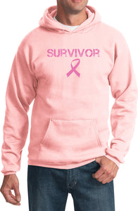 Breast Cancer Hoodie Survivor