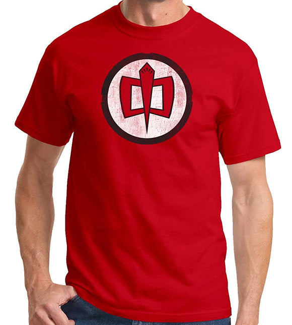 The Greatest American Hero TV Show Red T-Shirt