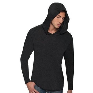 Mens Thin Lightweight Hoodie Tee Shirt - Yoga Clothing for You - 2