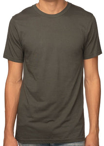 Men's Hemp / Organic Cotton Blend Tee - Made in USA