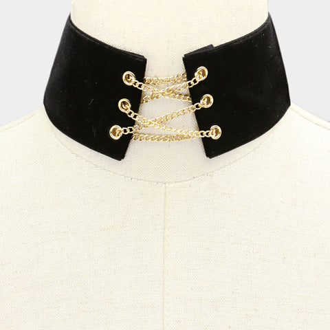 Lacey Choker - Love Be Jewels