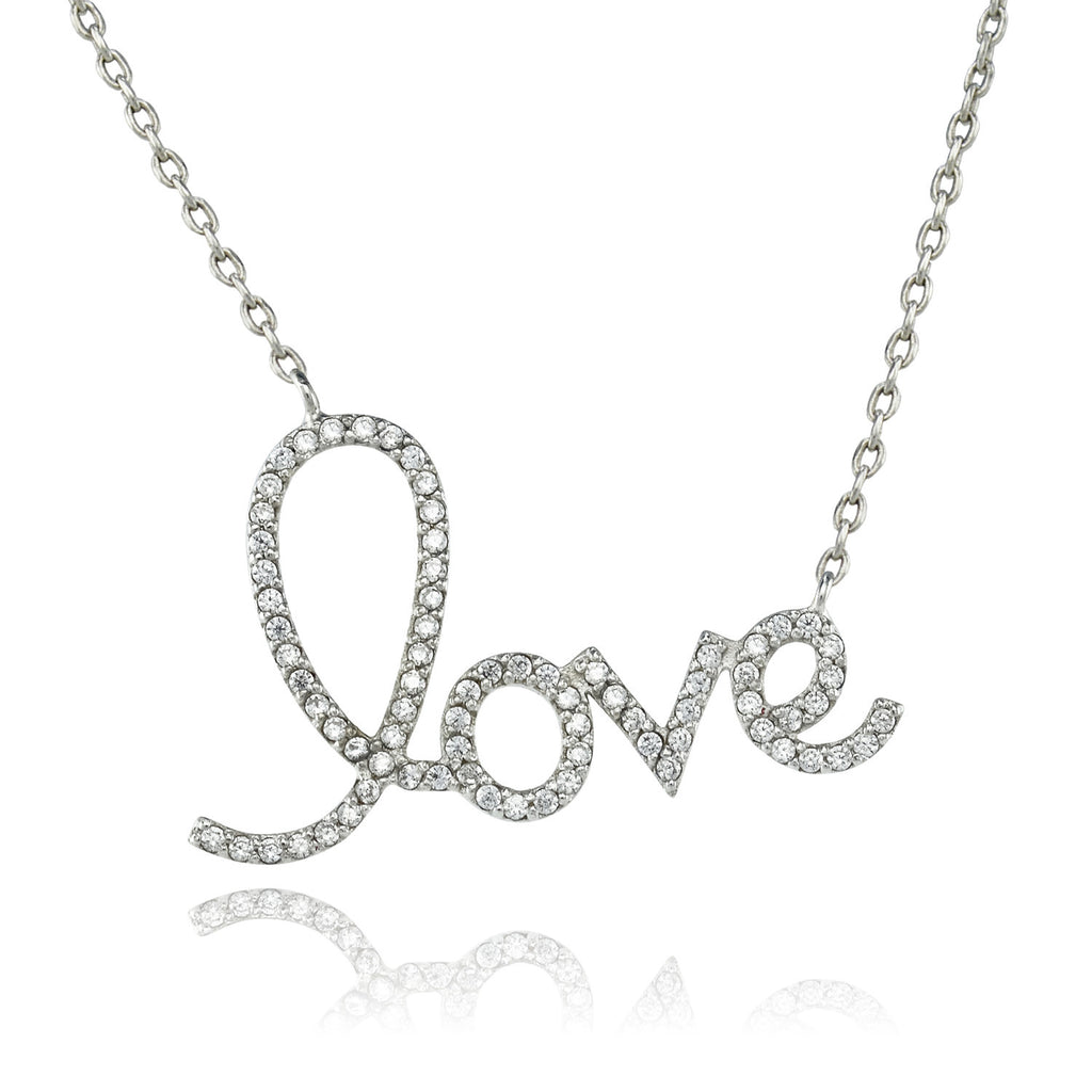 Love Necklace - Love Be Jewels