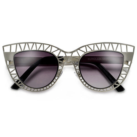 Nikki Sunnies - Love Be Jewels