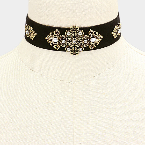 Rosalia Choker - Love Be Jewels