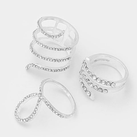 Angela Ring Set (S) - Love Be Jewels