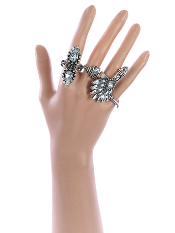 Jona Ring Set - Love Be Jewels