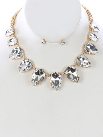 Glamour Necklace - Love Be Jewels