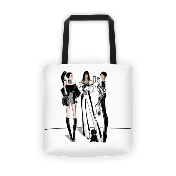 Park Ave Latté Ladies Fashion Tote