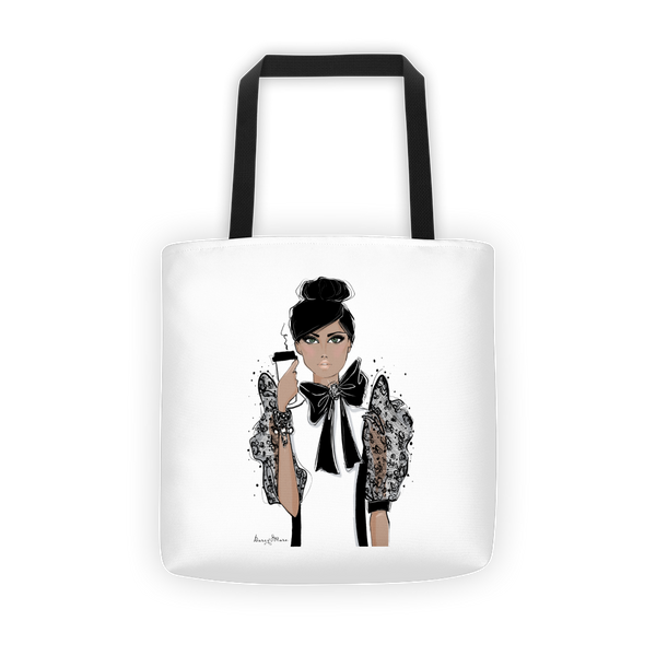Park Ave Latté Girl 2 Fashion Tote
