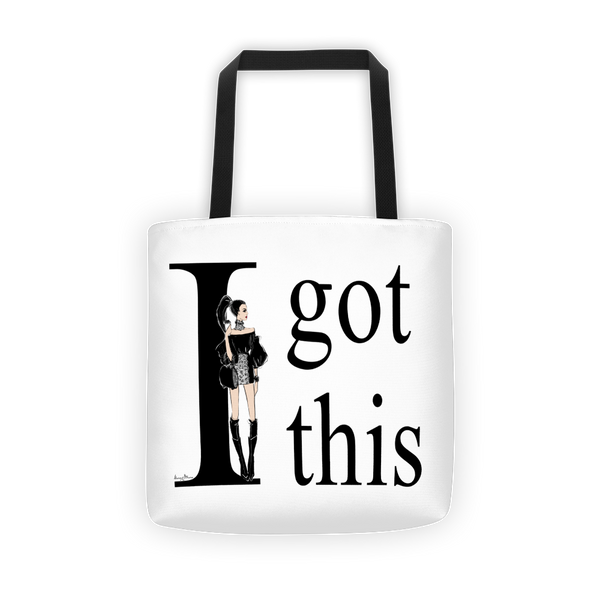 DarcyMarc Fashion Tote - I Got This