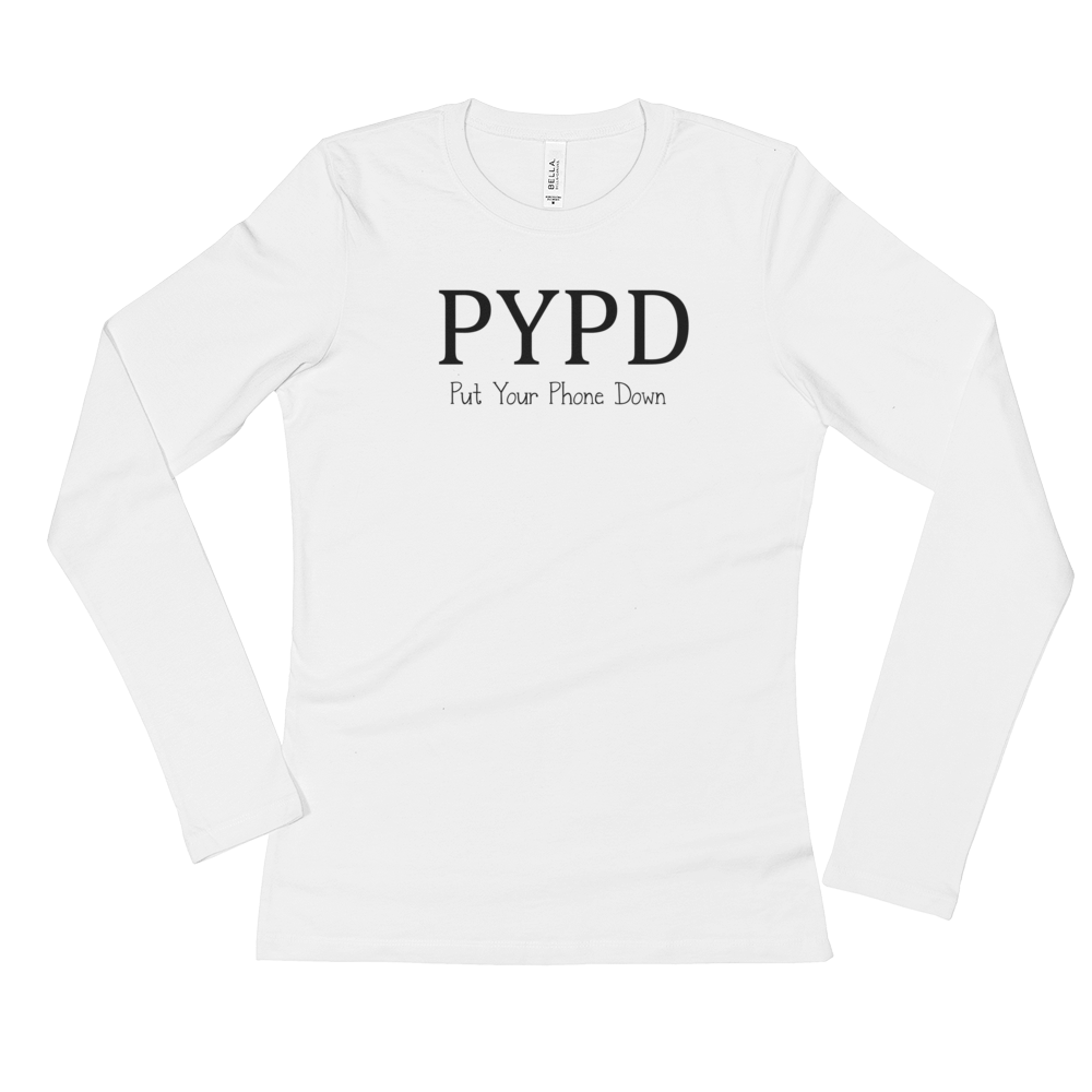 PYPD - DarcyMarc Ladies' Long Sleeve T-Shirt