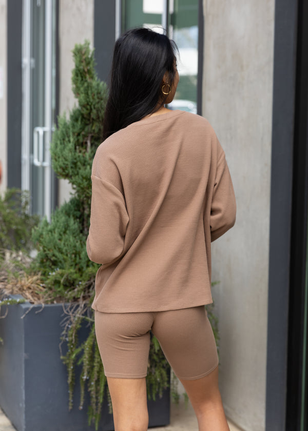 Beach Riot Leah Top - Fuchsia
