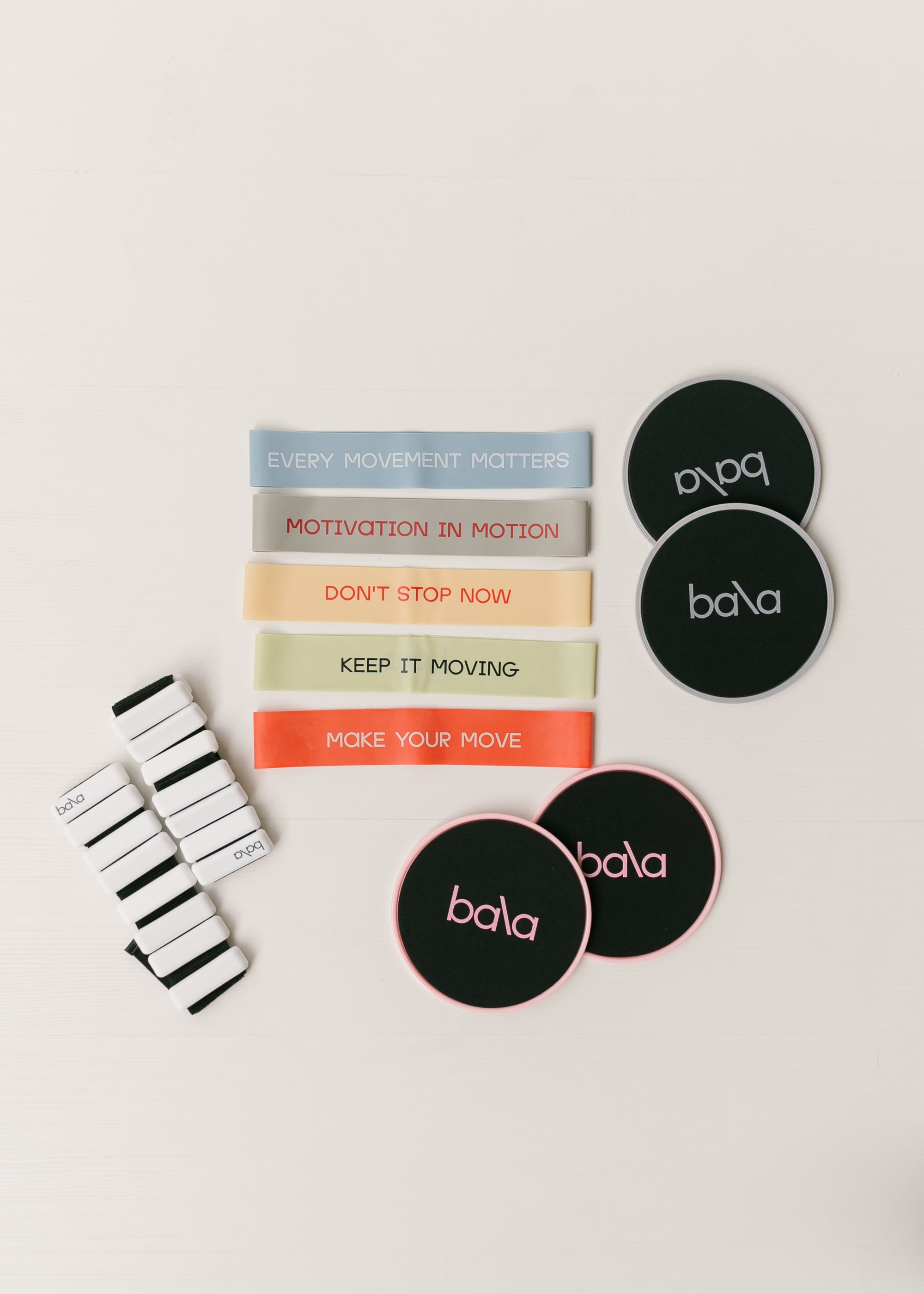 Bala Bands - Set Of 5