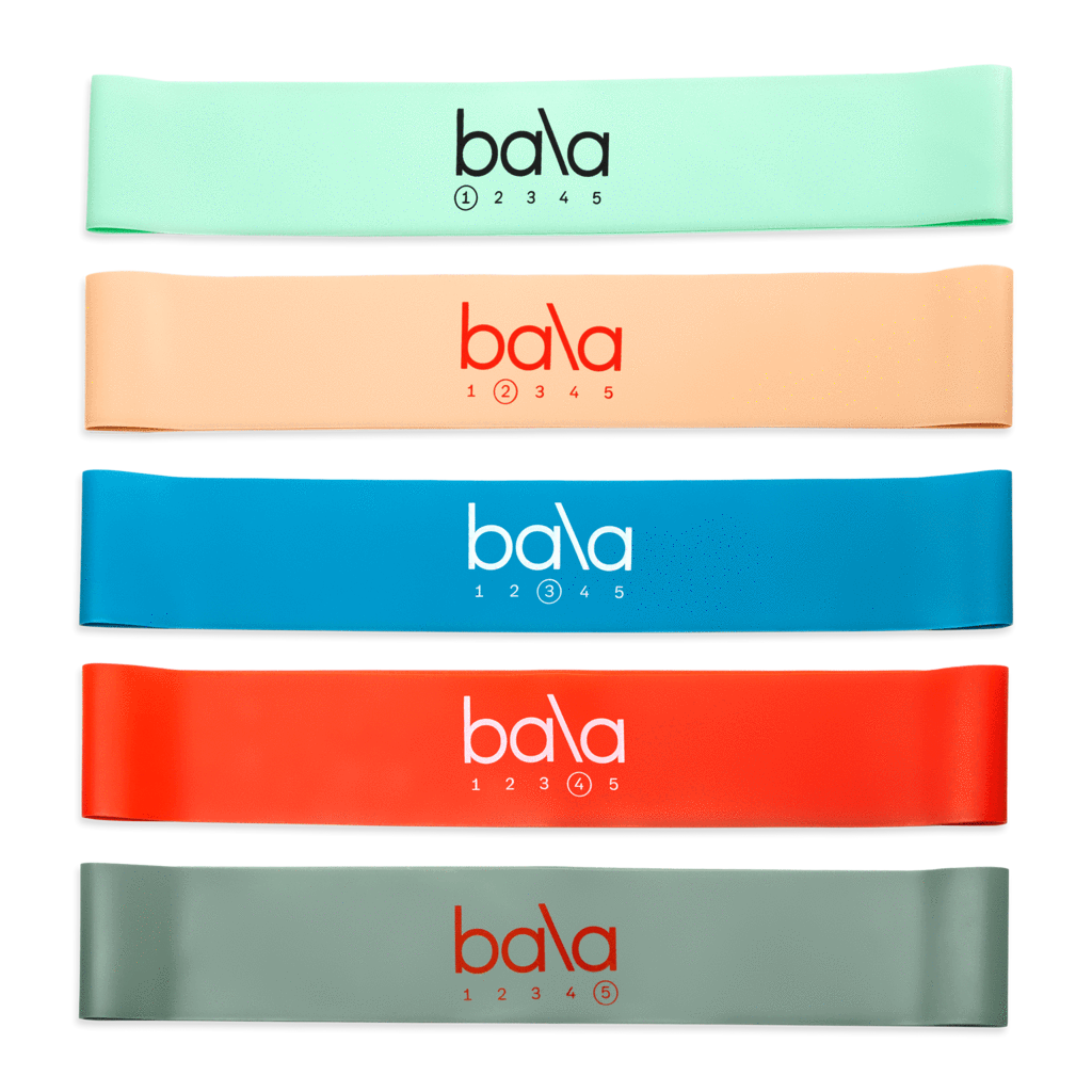 Bala Bangles Bands - Set Of 5 (PREORDER)