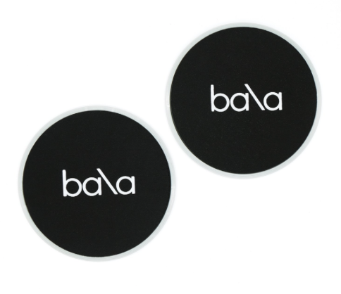 Bala Bangles Sliders - Black