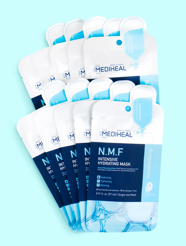 Mediheal Intensive Hydrating Mask 5-Pack