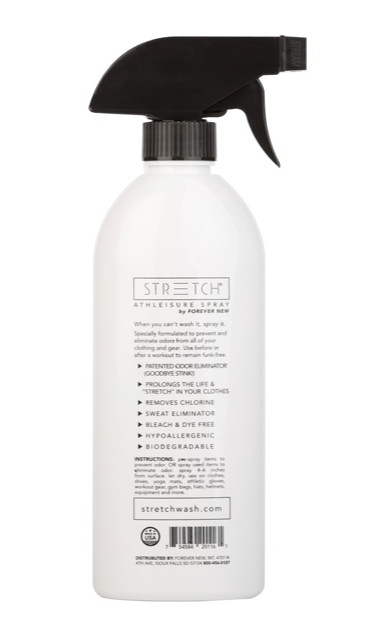 Stretch Odor Removal and Pre-Treatment Spray - SculptHouse Boutique