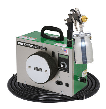 Apollo PRECISION-5 HVLP Turbine Spray System