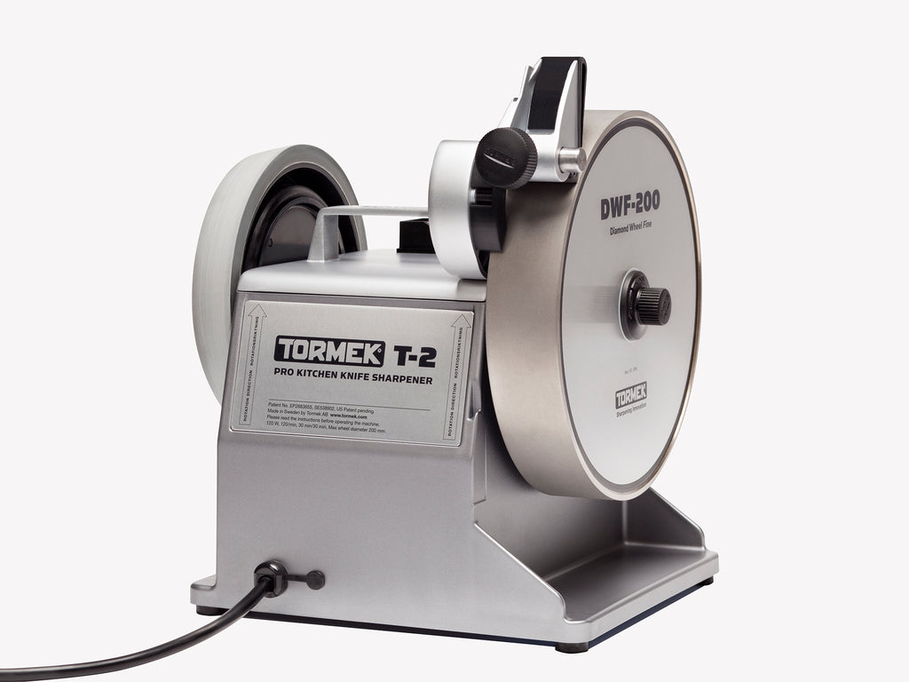 Tormek T 2 Professional Kitchen Knife Sharpener Advanced Machinery