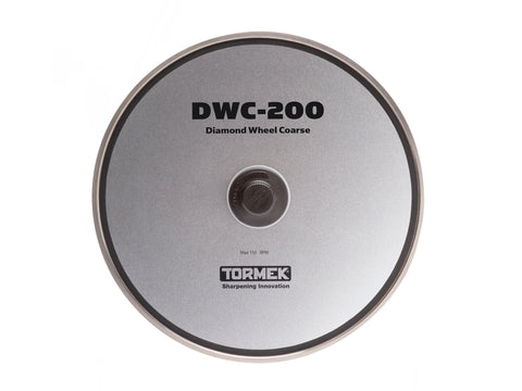 Tormek DWC-200 Diamond Wheel Coarse for T-2