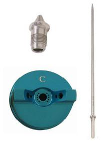 APOLLO 7500/7700 Needle, Nozzle & Air Cap Sets
