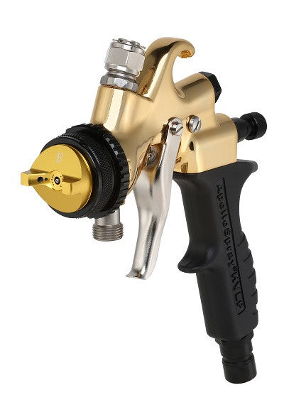Apollo 7500 Limited Edition HVLP AtomiZer GOLD Spray Gun