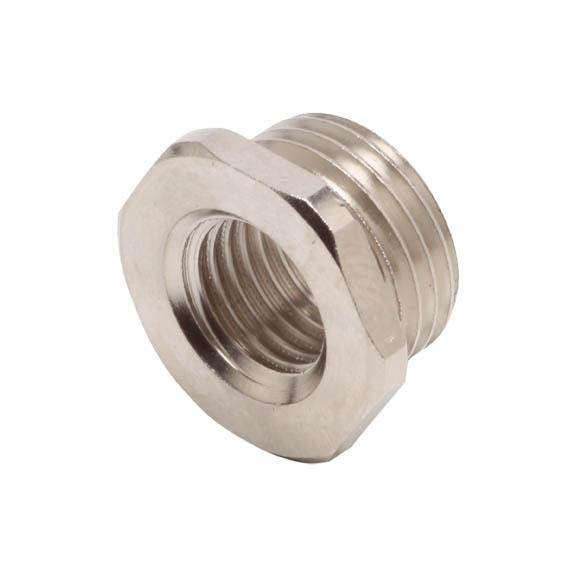 APOLLO MATERIAL FLOW SCREW-NICKEL