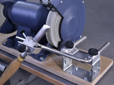 BGM-100 Bench Grinder Mount with Height Adjustable Mounting Hardware