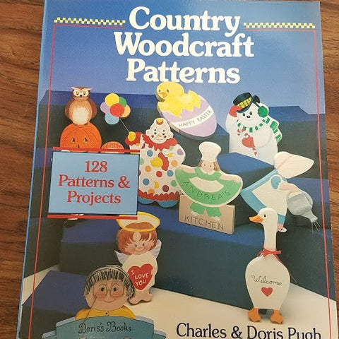 Country Woodcraft Patterns : Pugh, Sterling