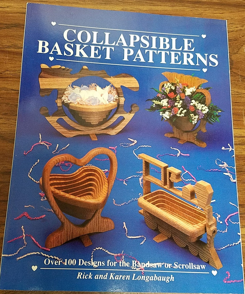 Collapsible Basket Patterns - Longabaugh, The Berry Basket