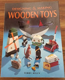 Designing & Making Wooden Toys : Kelly, Guild of Master Craftsmen