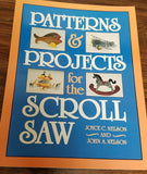 Patterns & Projects for the Scroll Saw - Nelson & Nelson, Stackpole