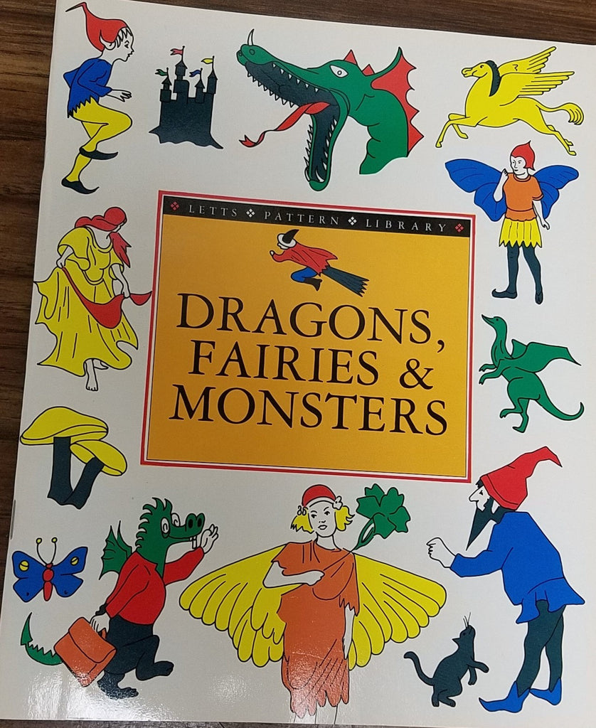 Dragons, Fairies & Monsters, Letts of London, New Holland