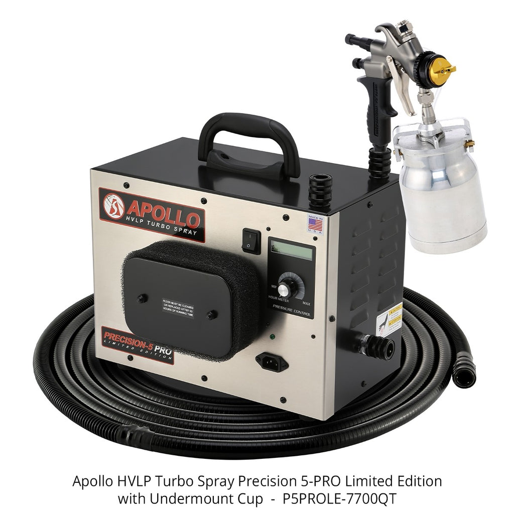 Limited Edition-Precision-5 HVLP Turbine Spray System