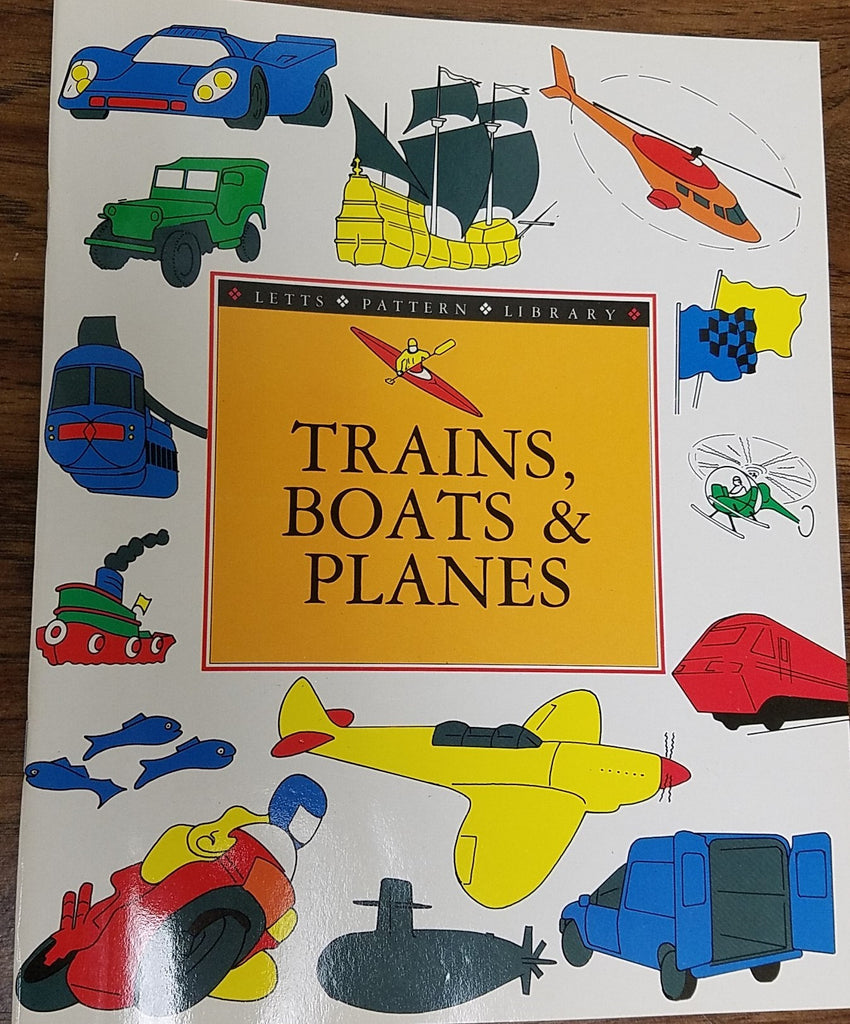 Trains, Boats & Planes - Letts of London, New Holland