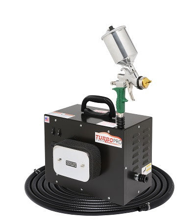 Apollo TURBOPRO 1000 HVLP Spray System