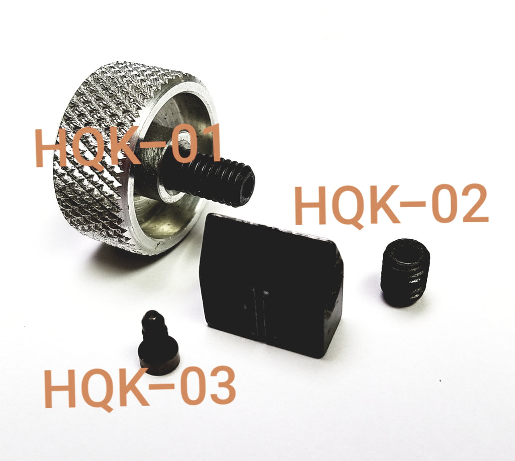 Hegner Quick Knob Set Screw - 02