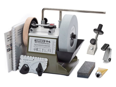 Tormek T-4 Bushcraft Water Cooled Sharpening System