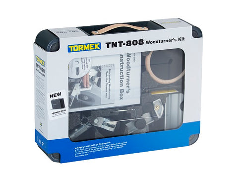 Tormek TNT-808 or TNT-708 Woodturner's Kit