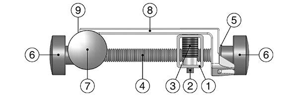 7120 Locking Screw