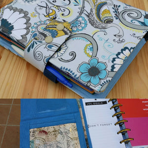 Planner cover review italiacraft and WCF  by PocketfullofRainbows