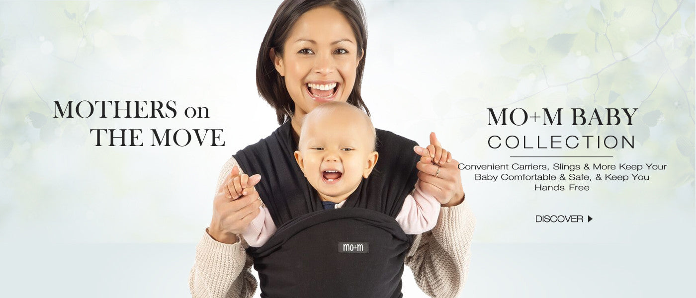 MO+M BABY WRAP COLLECTION SHOP NOW