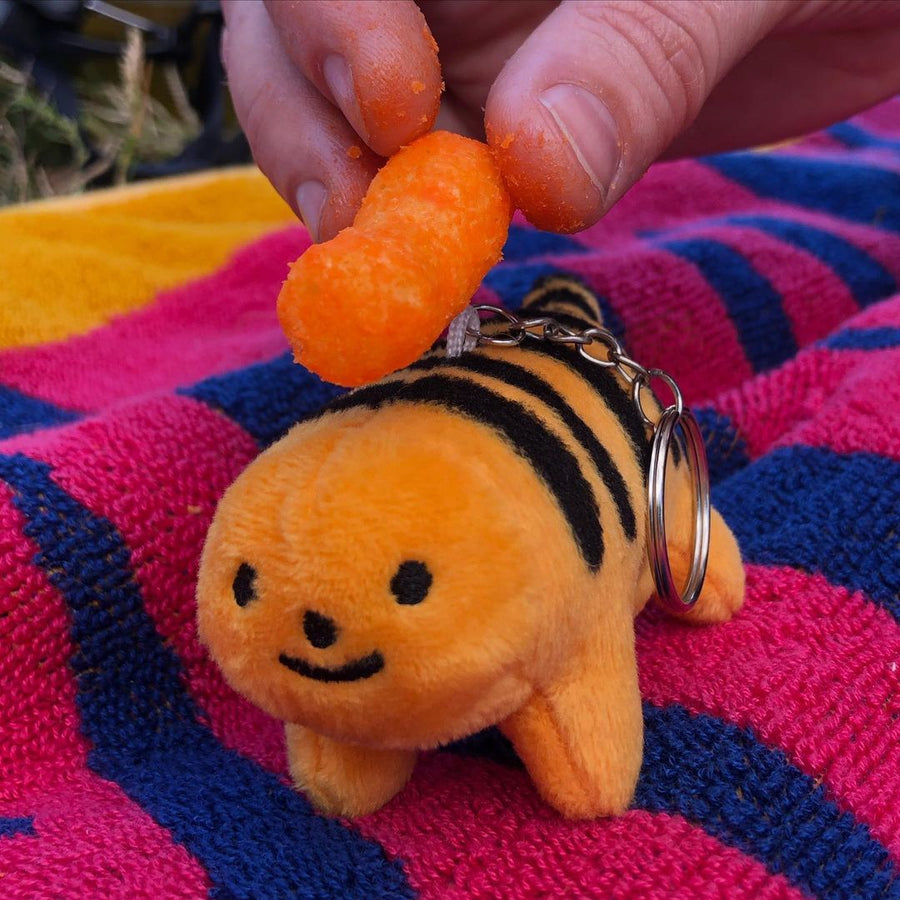 Cheeto Tiger Mini Plush Keychain