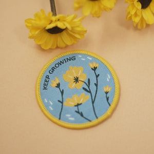 Keep Growing Mini Patch