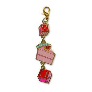 Cake Slice & Dice - Tiny Charm